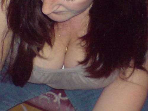 Cougar chaude à baiser